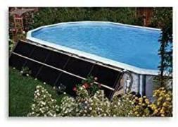 Fafco 2-2'x10' Add-on Solar Pool Heater w/Deluxe Mounting Ki