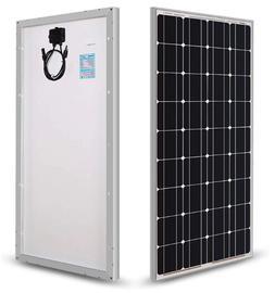 2- 200 Watt 12 Volt Battery Charger Solar Panel Off Grid RV