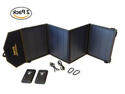 2 solar charger