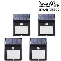Binval 20 Led <font><b>Solar</b></font> Light Outdoor <font>