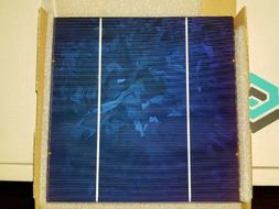 "100 Solar cells DIY panels 6"" x 6"" 4 watts ea/400watts total"
