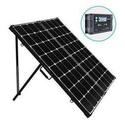 Renogy 200 Watt Eclipse Monocrystalline Solar Suitcase Voyag