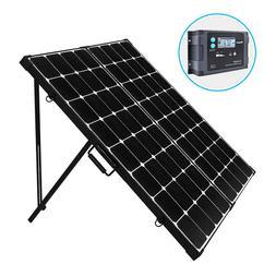Renogy 200 Watt Eclipse Monocrystalline Solar Suitcase with