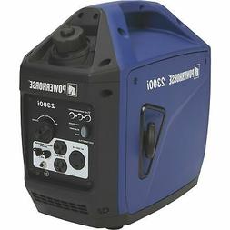 Powerhorse Portable Inverter Generator - 2300 Surge Watts, 1