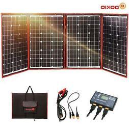 Dokio 200W  Solar Panel 12V/18V Flexible Foldble Solar Panel