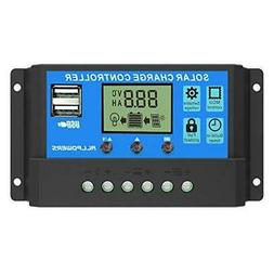 ALLPOWERS 20A Solar Charge Controller Panel Battery Intellig