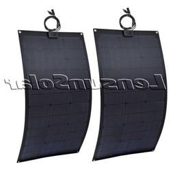 Lensun 20W 30W 50W 55W 65W 80W 100W 110W 12V Black Flexible