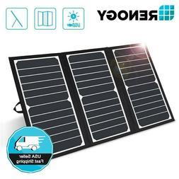 Renogy E.Flex 21W Solar Panel Charger Foldable Portable Dual