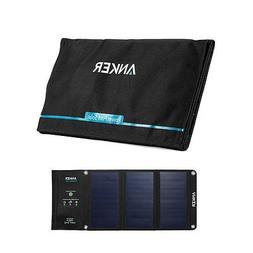 Anker 21W Portable Solar Charger Foldable Panel for Smartpho