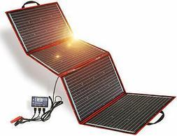 DOKIO 220 Watts 12 Volts Monocrystalline Foldable Solar Pane