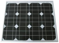 WirthCo 23130 Battery Doctor 30W Monocrystalline Solar Panel