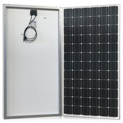 24V 200W Solar Panel, Mono crystalline for Water Pumps, Resi