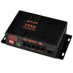 25A RV MPPT Solar Charge Controller 12V Dual Battery Charge