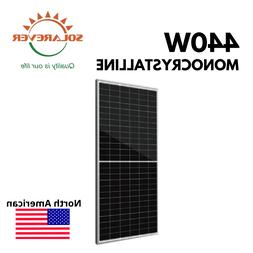 NEW w/ 30 YEAR WARRANTY ZNShine Bifacial 500W MAX Mono 72-Sp