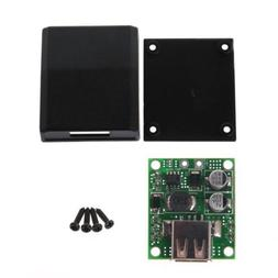5V 2A Solar Panel Power Bank USB Charge Voltage Controller R