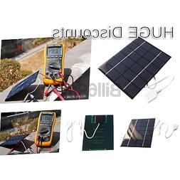 Sunnytech 2w 6v USB Mini Solar Panel Module DIY Polysilicon