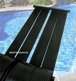 2x Energy Saving Above Ground Inground Swimming Pool Solar H