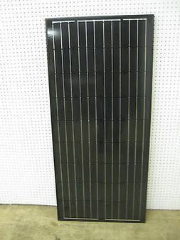 3- 150  Watt 12 Volt Battery Charger Solar Panel Off Grid RV