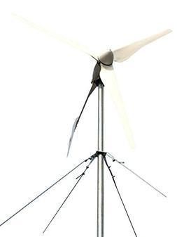 Tumo-Int 2000 Watts 3 Blades Wind Turbine Generator with Hyb