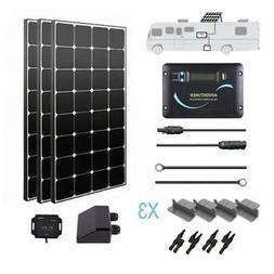 Renogy 300 Watt 12 Volt Solar RV Kit