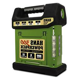 HANS 300 - Lithium Portable Solar Generator, 12 Year Warrant