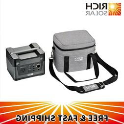 300W Portable Generator Lithium Portable Power Station, CPAP