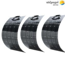 300W Solar Panel Equal 3Pcs 100W Panel Solar Monocrystalline