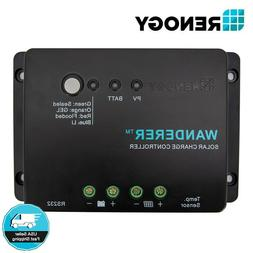 Renogy 30A PWM Charge Controller