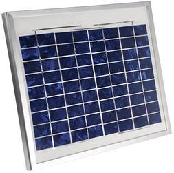Sunforce 38001 Coleman 10 Watt Crystalline Solar Panel