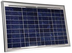 Sunforce 38003 Coleman 30 Watt Crystalline Solar Panel