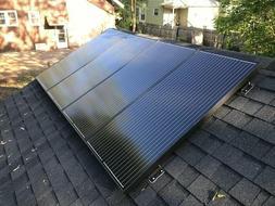 760W Solar Kit! Ready to Install. Monitor, Mounts, Panels, I