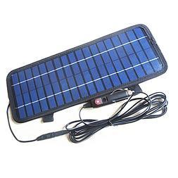 4 5w 12volt smart power solar panel