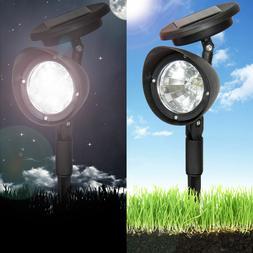 Best Choice Products 8 Piece 4-LED Solar Lights For Landscap