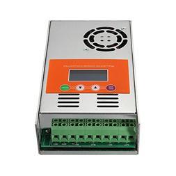 WXLAA 60A MPPT 12V/24V/36V/48V Recognition Automatically DC