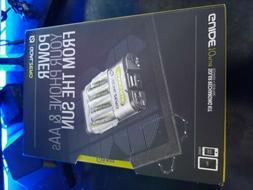 Goal Zero Guide 10 Plus Solar Recharging Kit with Nomad 7 So