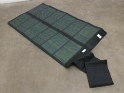 42w powerflex portable cigs solar panel w
