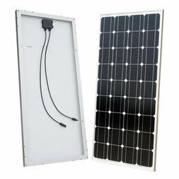 5/10/25/100 Watt Solar Panel Monocrystalline Solar Panel Hig