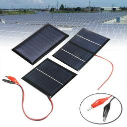 5/9/12V Mini Solar Panel Module Fit For Outdoor Battery Cell