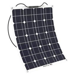 ALLPOWERS 50W 18V 12V Solar Panel Charger Water/Shock/Dust R