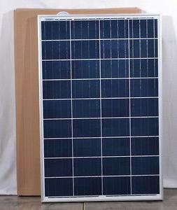 Coleman 51880 Crystalline 100 Watt Solar Panel 12 Volt RV/Bo