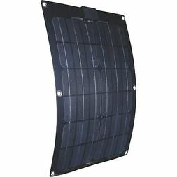 Nature Power 56702 25-watt Semi-Flex Monocrystalline Solar P