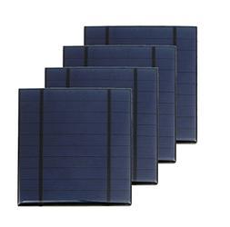 5v 500mah epoxy solar panel