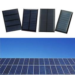 5V 6V 12V 30/100/125/160mA Micro Mini Power Solar Cells For