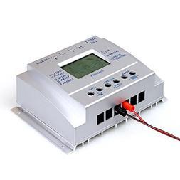 Y&H 60A MPPT Charge Controller 12V 24V Solar Panel Battery V