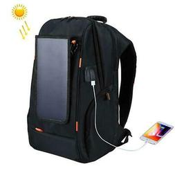 7W Solar Panel Outdoor Travel Backpack