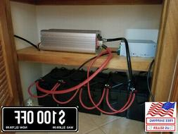 8000W 110/120V Battery Backup/UPS - Great For Apartments tha