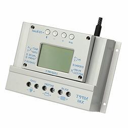 Y&H 80A MPPT Solar Charge Controller 12V 24V Solar Panel Bat
