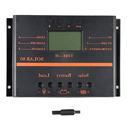 Y&H PWM Solar Charge Controller 80A Charge Controller with w