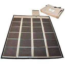 NEW Powerfilm Foldable 90 Watt Solar Charger FM16-5400 F16-5