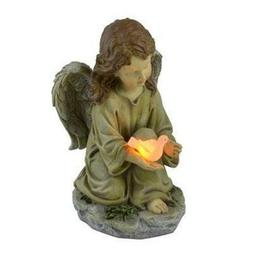 COLEMAN CABLE 91338 MOONRAYS ANGEL WITH DOVE